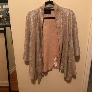 Zara metallic Jacket from Spain